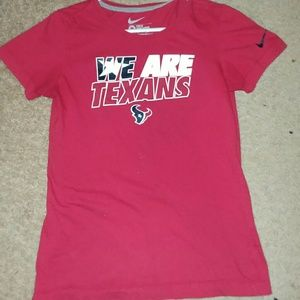 """""""We Are Texans"""" Nike Shirt"""